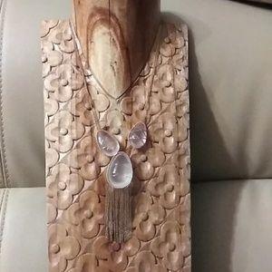 DANIEL ESPINOSA Multi Stone NECKLACE